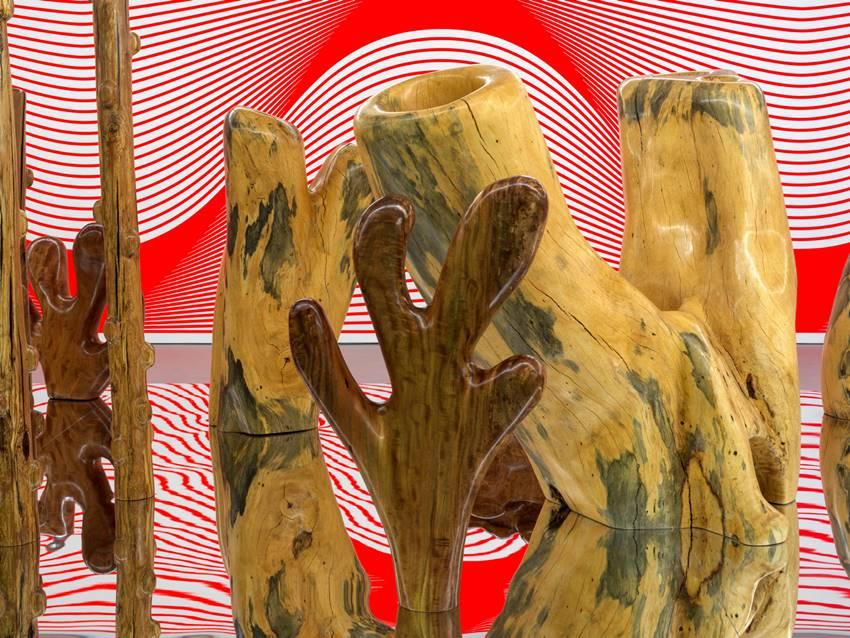 Museo Nacional Thyssen-Bornemisza, Madrid 2021. Foto: Stefan Altenburger/TBA21.