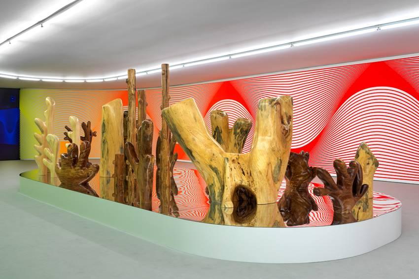 Museo Nacional Thyssen-Bornemisza, Madrid 2021. Foto: Stefan Altenburger.