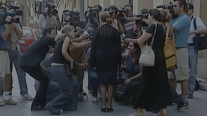 Una de las imágenes del documental El caso Wanninkhof-Carabantes, dirigido por la cineasta y escritora Tània Balló.