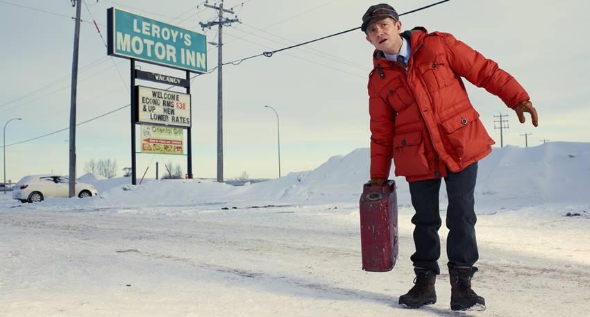 Si hablamos de bandas sonoras de series no podía faltar la compuesta para Fargo. Matthias Clamer/FX