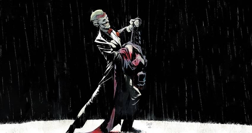 Batman: La muerte de la familia.