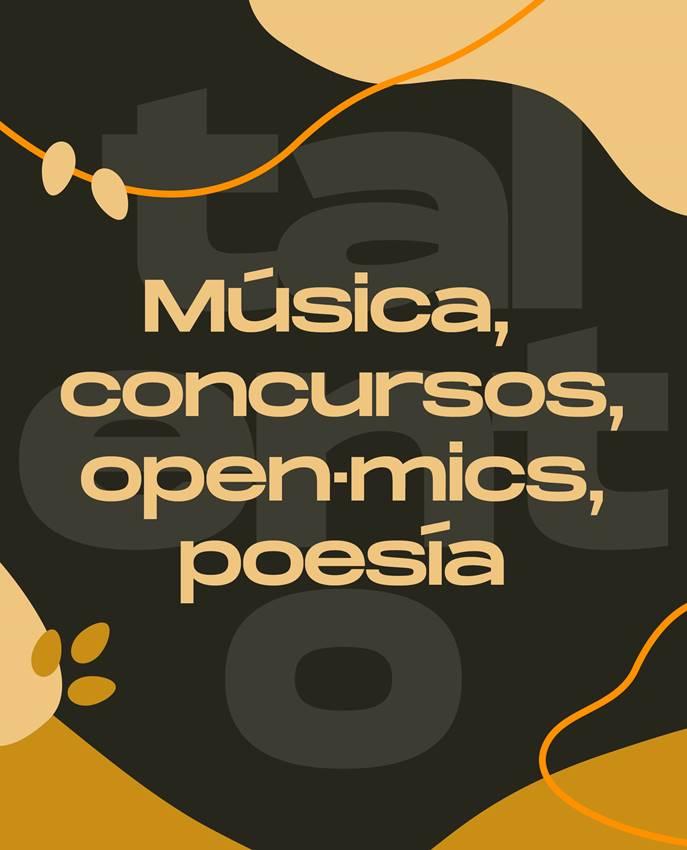 Ciclo de música y poesía en Madrid Talento en Crudo.