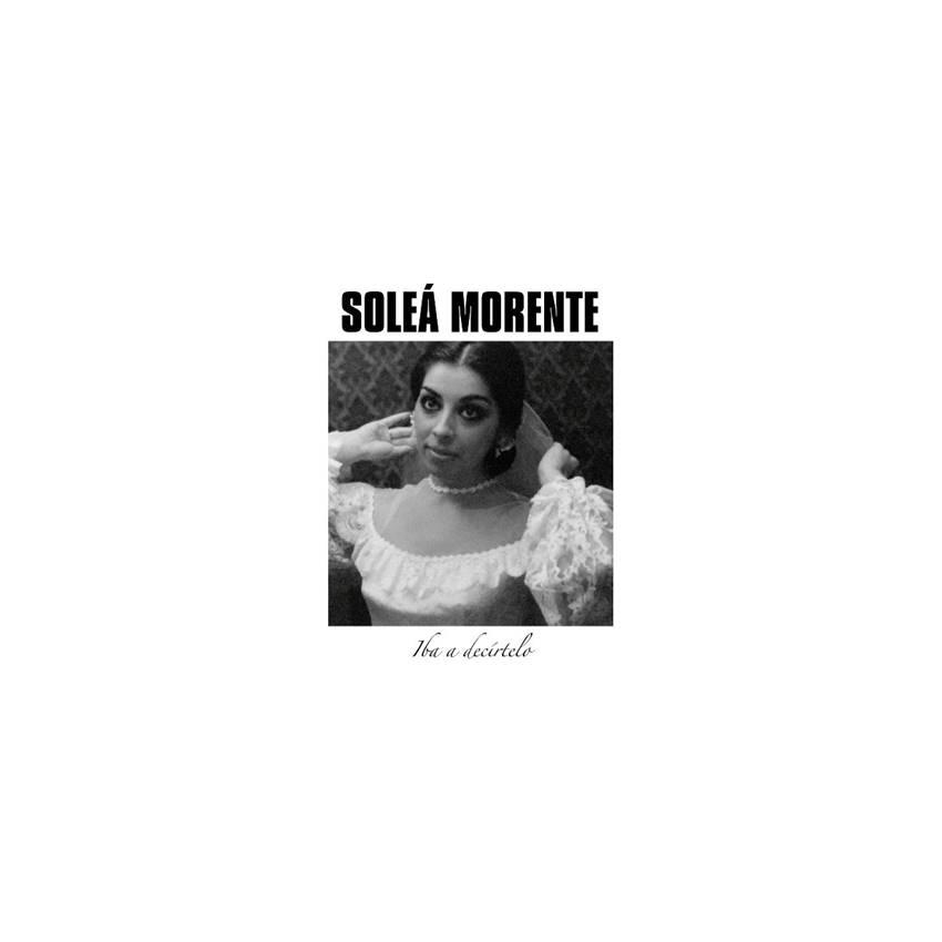 Portada del single 'Iba a decírtelo' de Soleá Morente.