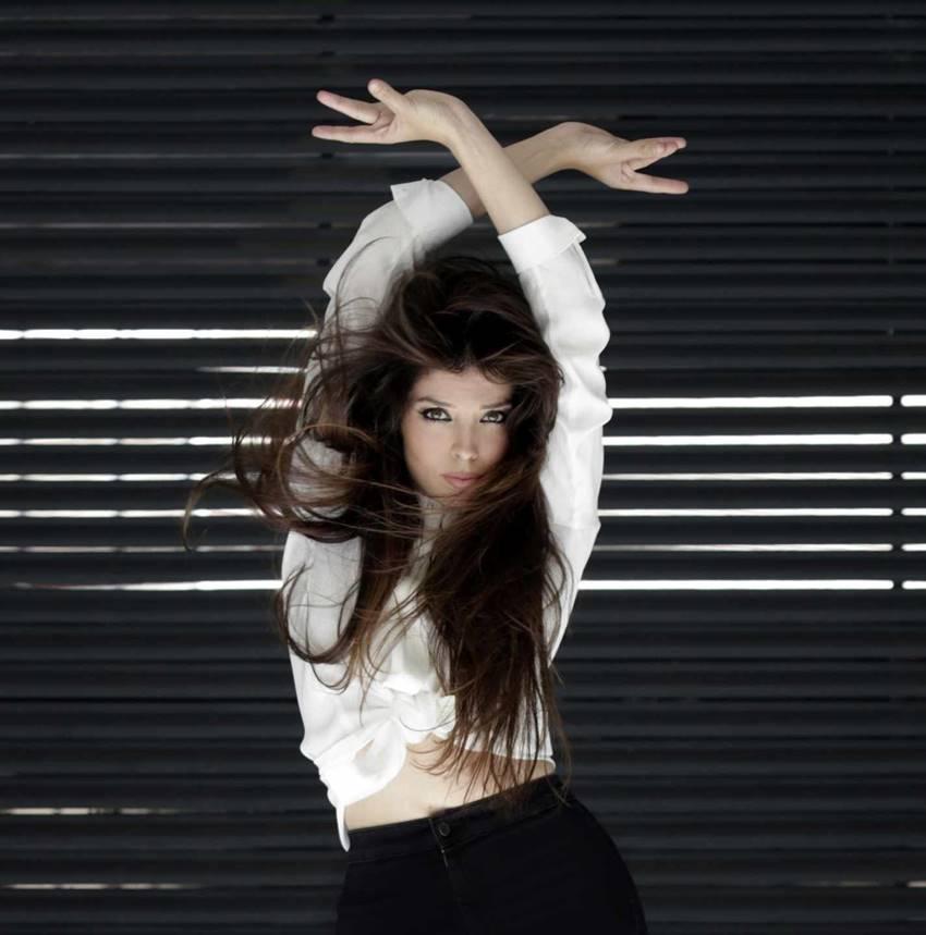 La cantante y compositora Soleá Morente.