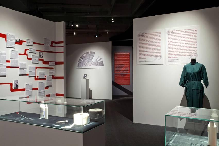Museo de la historia del ganado. Ciencia Fricción. Jefe de exposiciones, Jordi Costa.