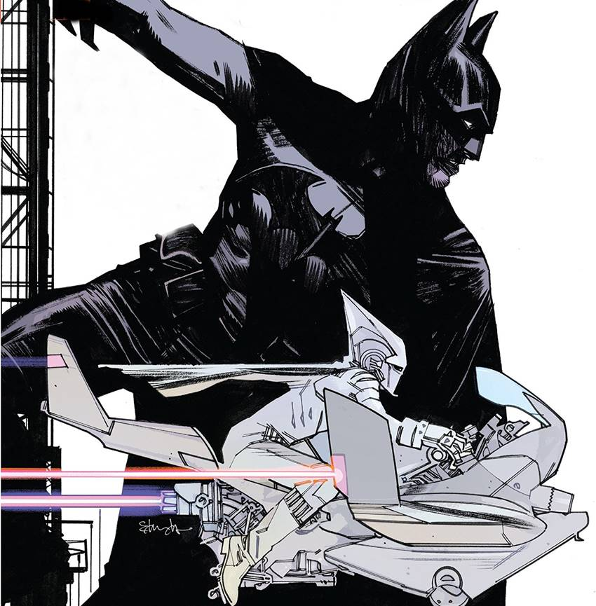 Batman y Madre Pánico
