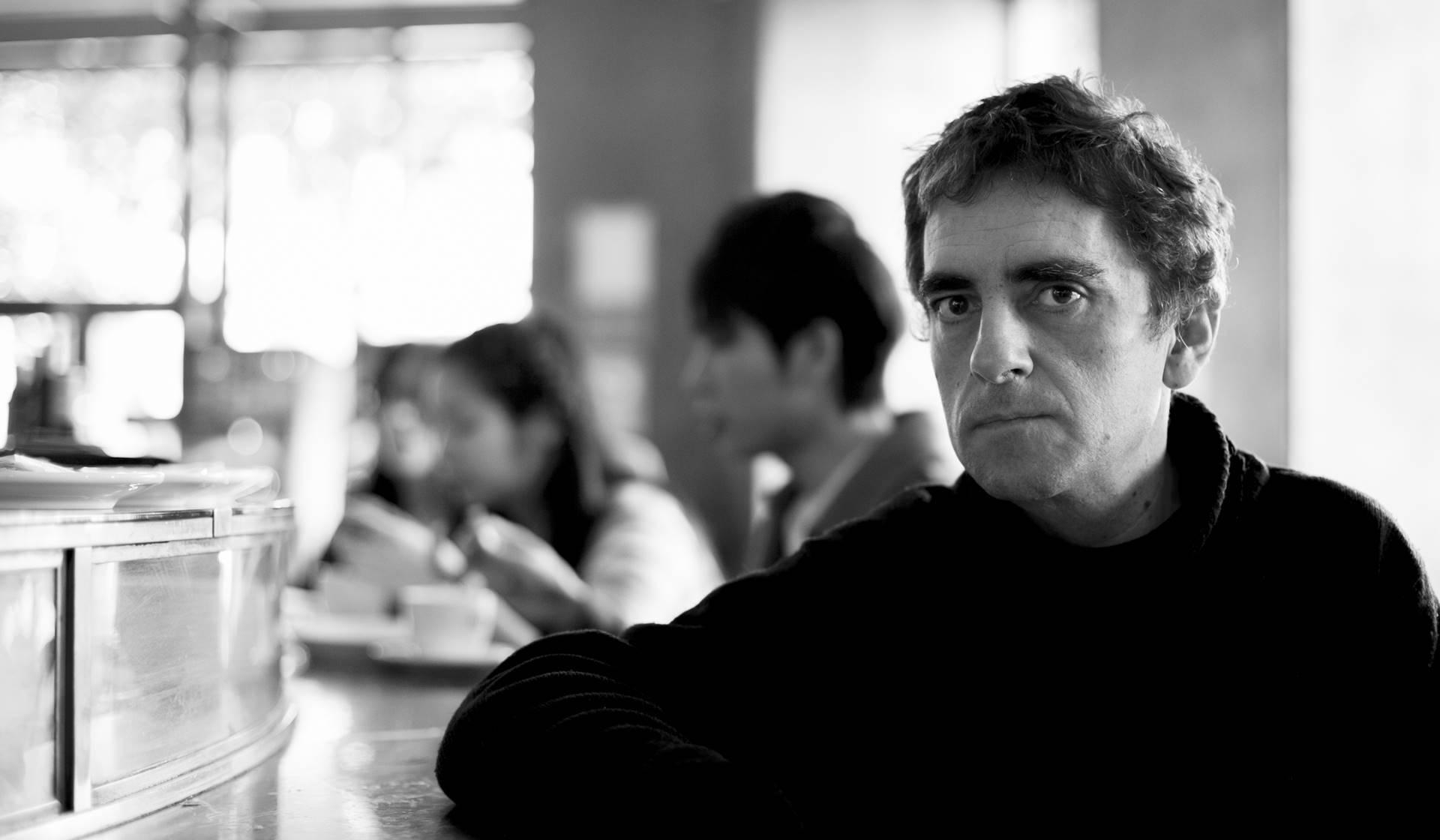 Jordi Costa, crítico de cine, comic y tv. Guionista y jefe de exposiciones de CCCB