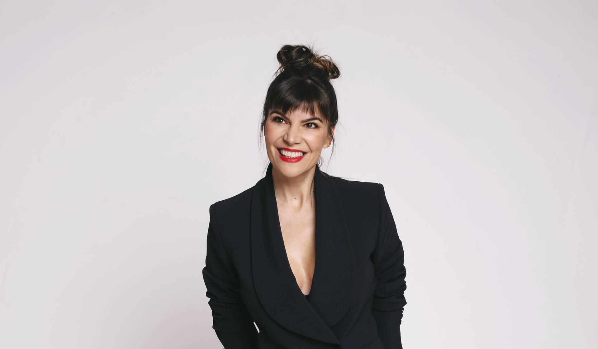 La actriz y productora Mónica Regueiro