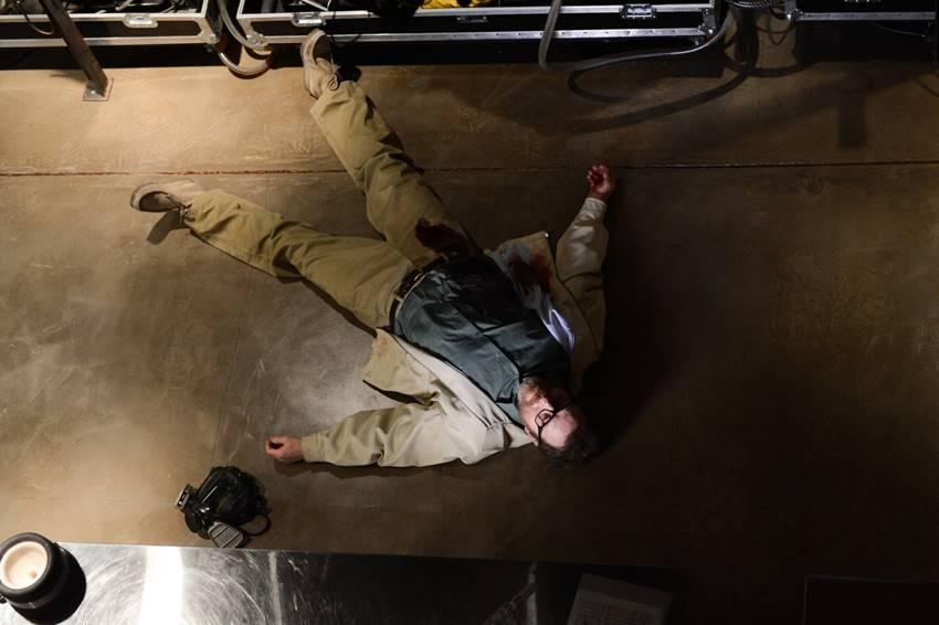Walter White en Felina, el último episodio de Breaking Bad.