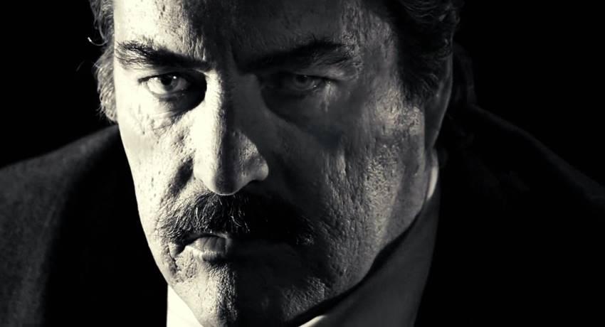 Powers Boothe en Sin City.