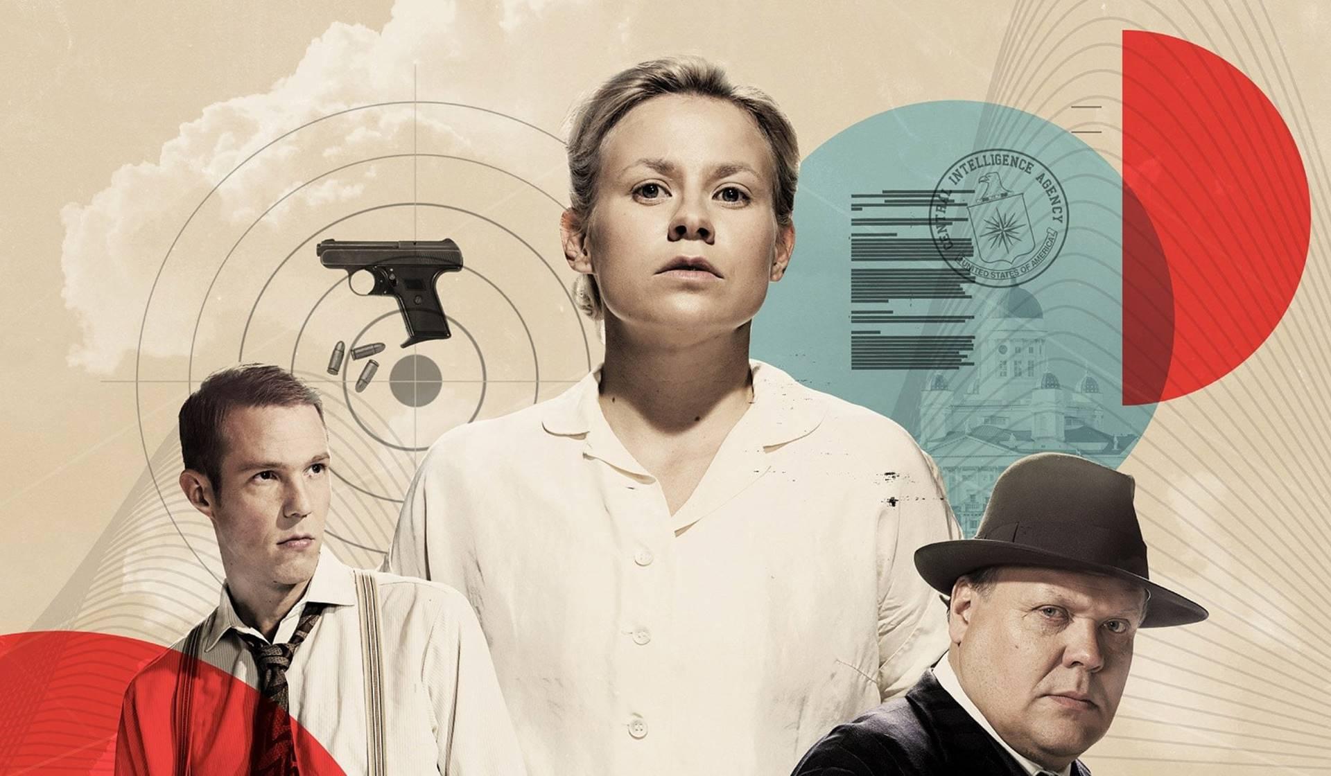 Serie finlandesa, Shadow Lines, con Emmi Parviainen en Filmin