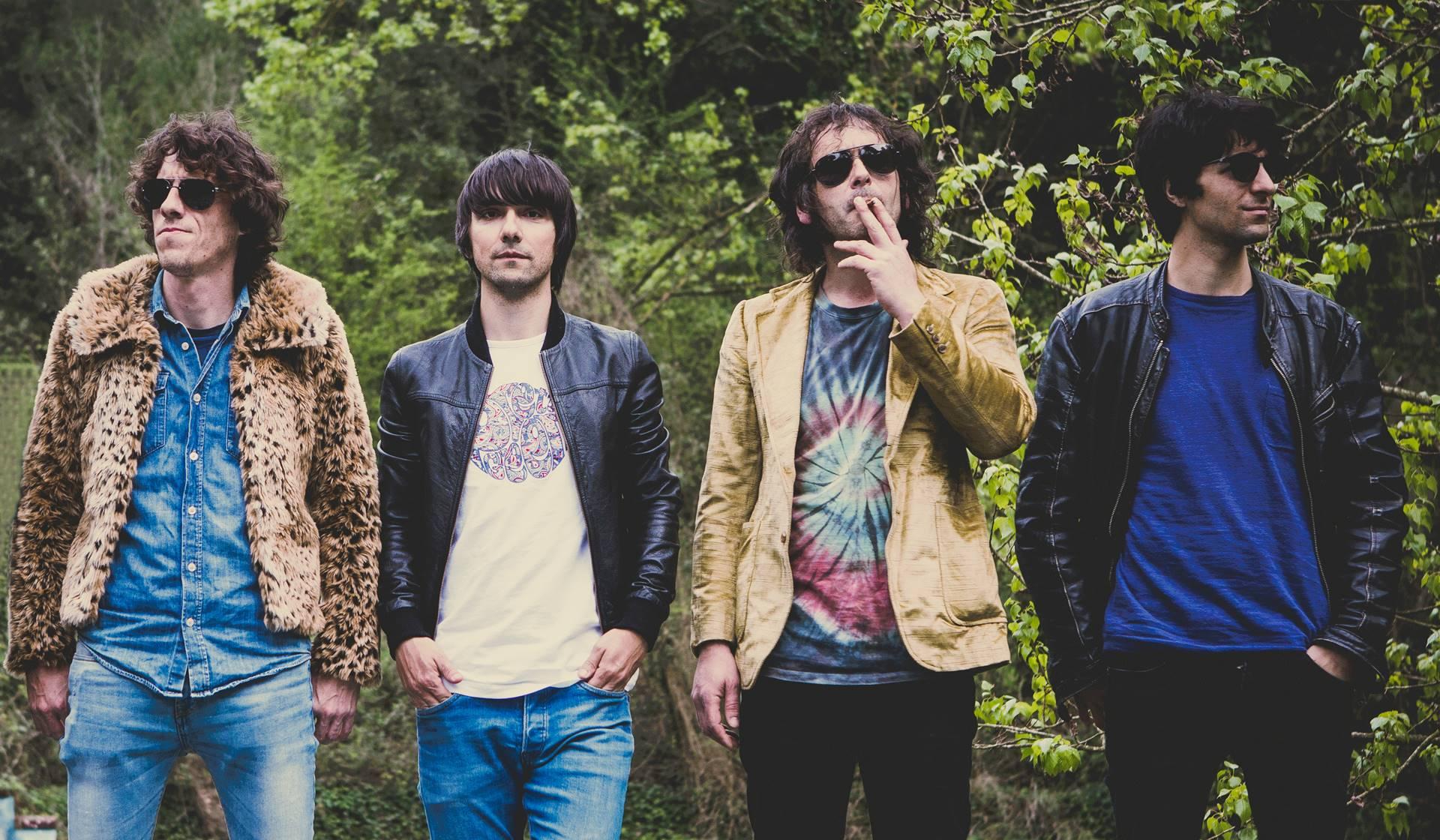 Stay, banda barcelonesa de Rock psicodélico