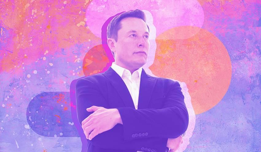 El emprendedor y multimillonario Elon Musk, propietario de Tesla, es un actor importando en el mercado de las criptomonedas. Sus tuits hacer caer o subir el mercado. Getty Images.