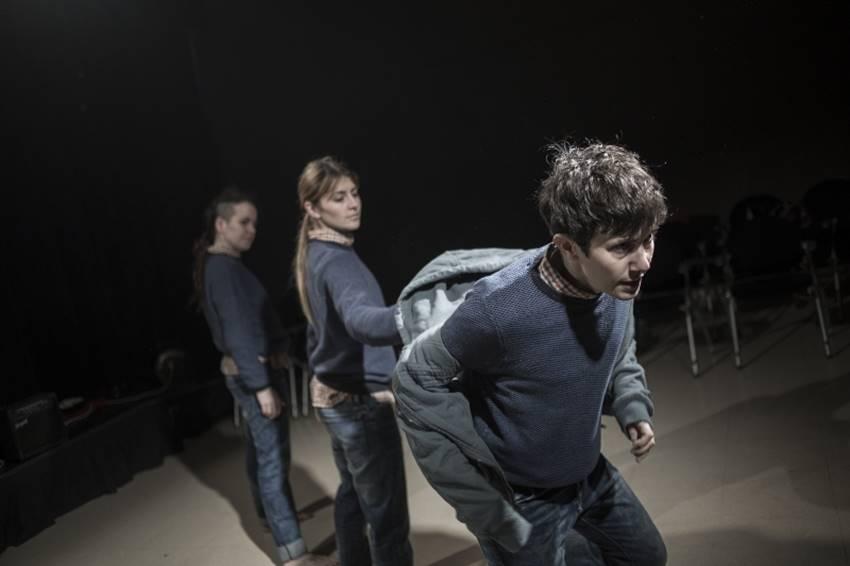 Imagen de la obra de teatro Limbo.