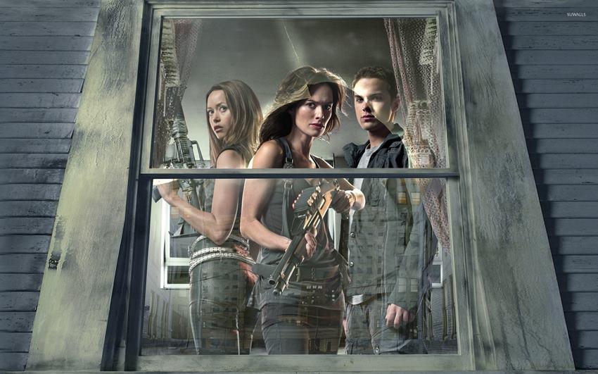Lena Headey (Cersei en Game of thrones) es Sarah Connor en Terminator: Las crónicas de Sarah Connor.