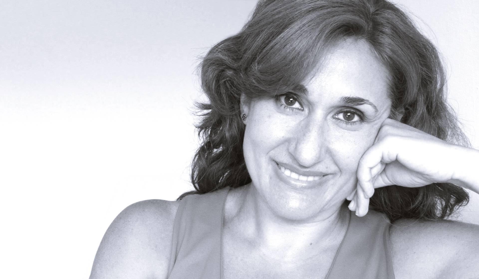 Teresa Valero, guionista y dibujante de 'Contrapaso'