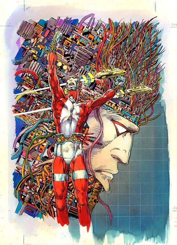 El Hombre Máquina por Barry Smith