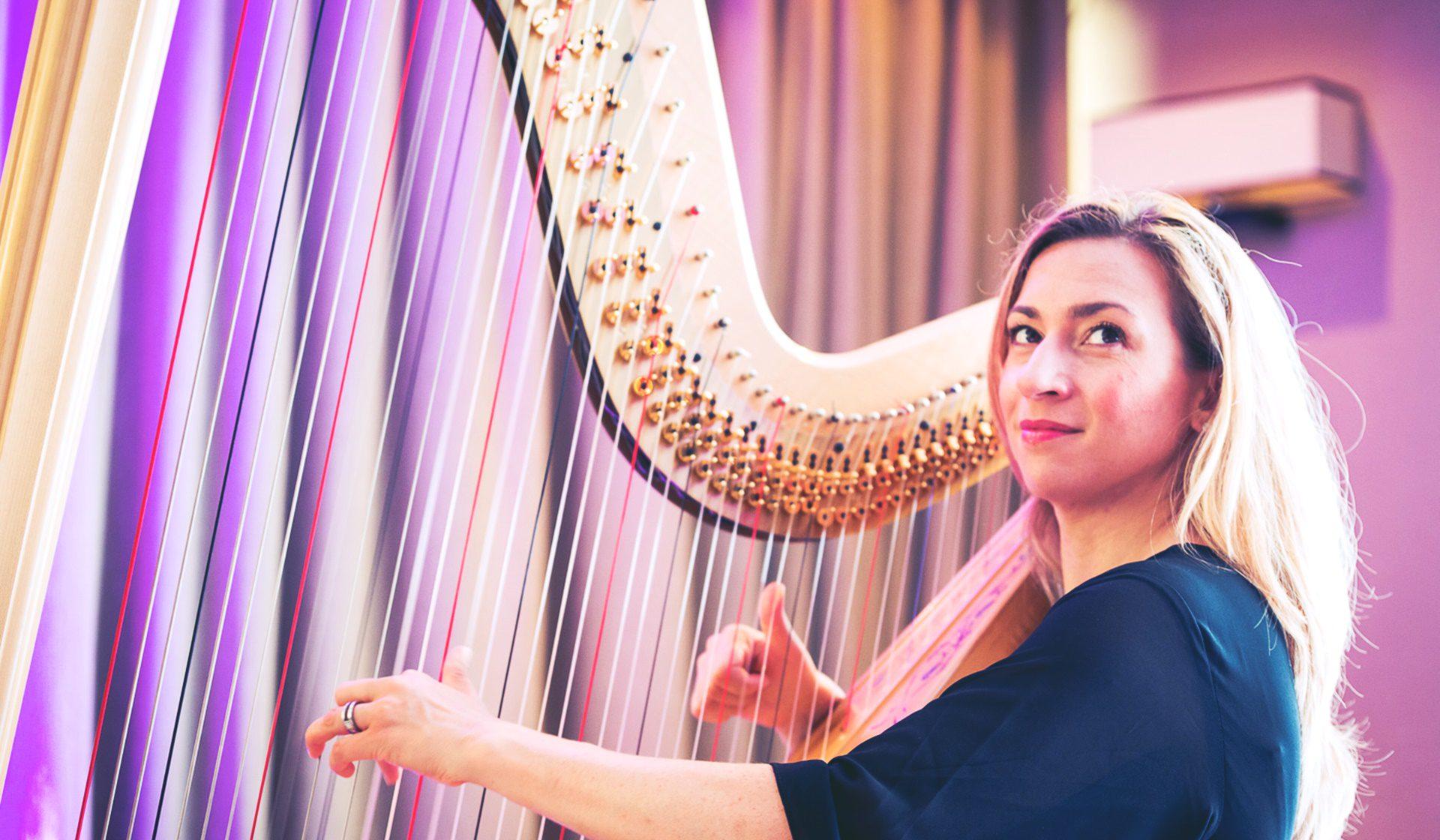 Noia Harp Fest, vuelve el festival de los amantes del arpa.