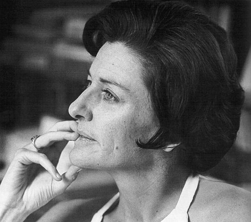 Anne Sexton.