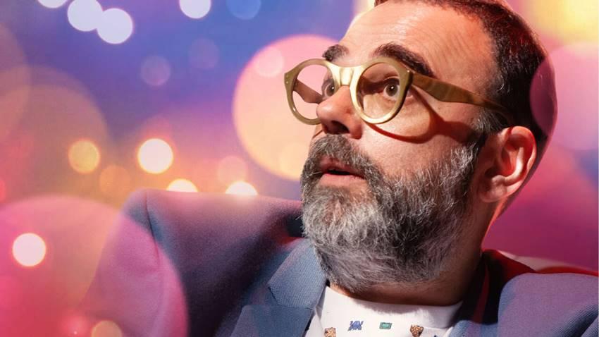 Bob Pop, creador de la serie de autoficción Maricón Perdido.