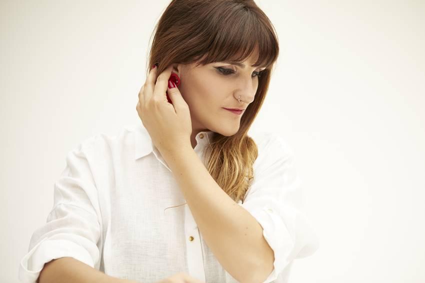 La cantante y compositora Rozalén.