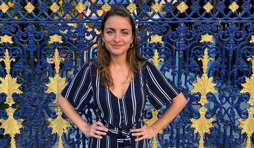 La escritora Irene Solà.