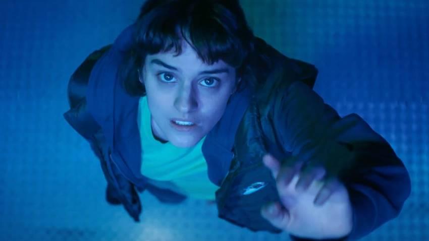 Fotograma de la película Jumbo protagonizada por Noémie Merlant y dirigida por Zoé Wittock.