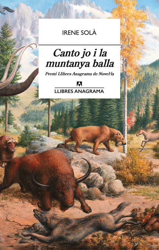 Portada de la edición en catalán de la novela de Irene Solà.