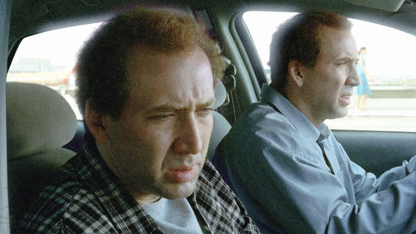 Nicholas Cage por partida doble en la genial, Adaptation (El ladrón de orquídeas).