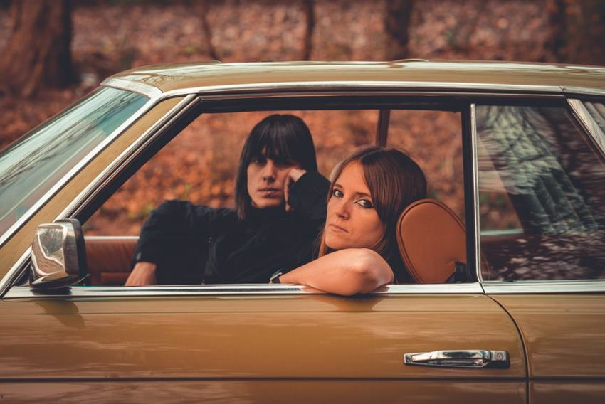 Violeta Mosquera y Ánxela Baltar son, Bala. Maleza es su nuevo disco.