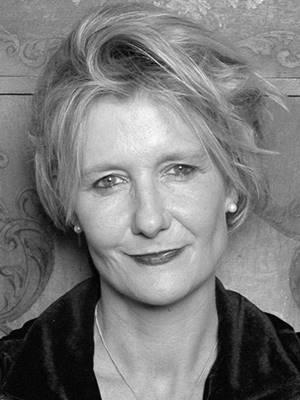 La escritora Catherine Bailey. Foto: Konrad Gabriel.