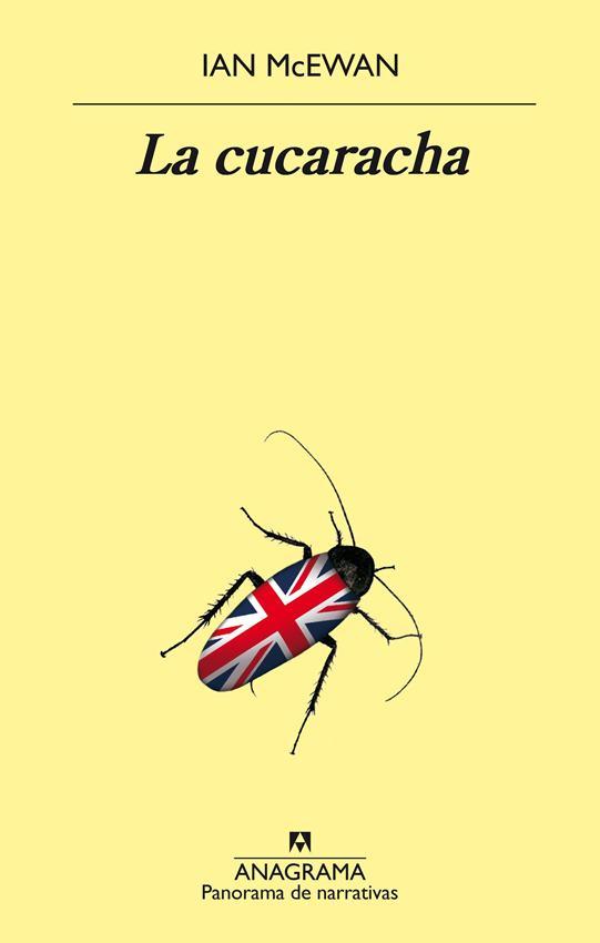 La cucaracha de Ian McEwan. Baygón, el mata cucarachas