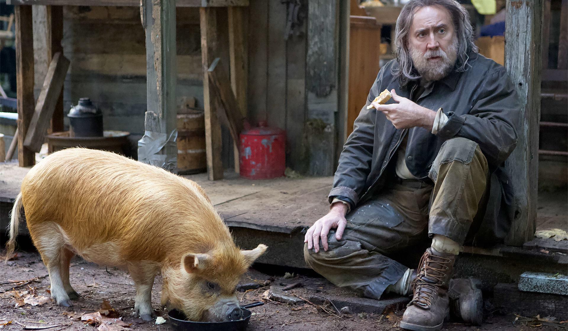 PIG Nicolas Cage CR: David Reamer/NEON