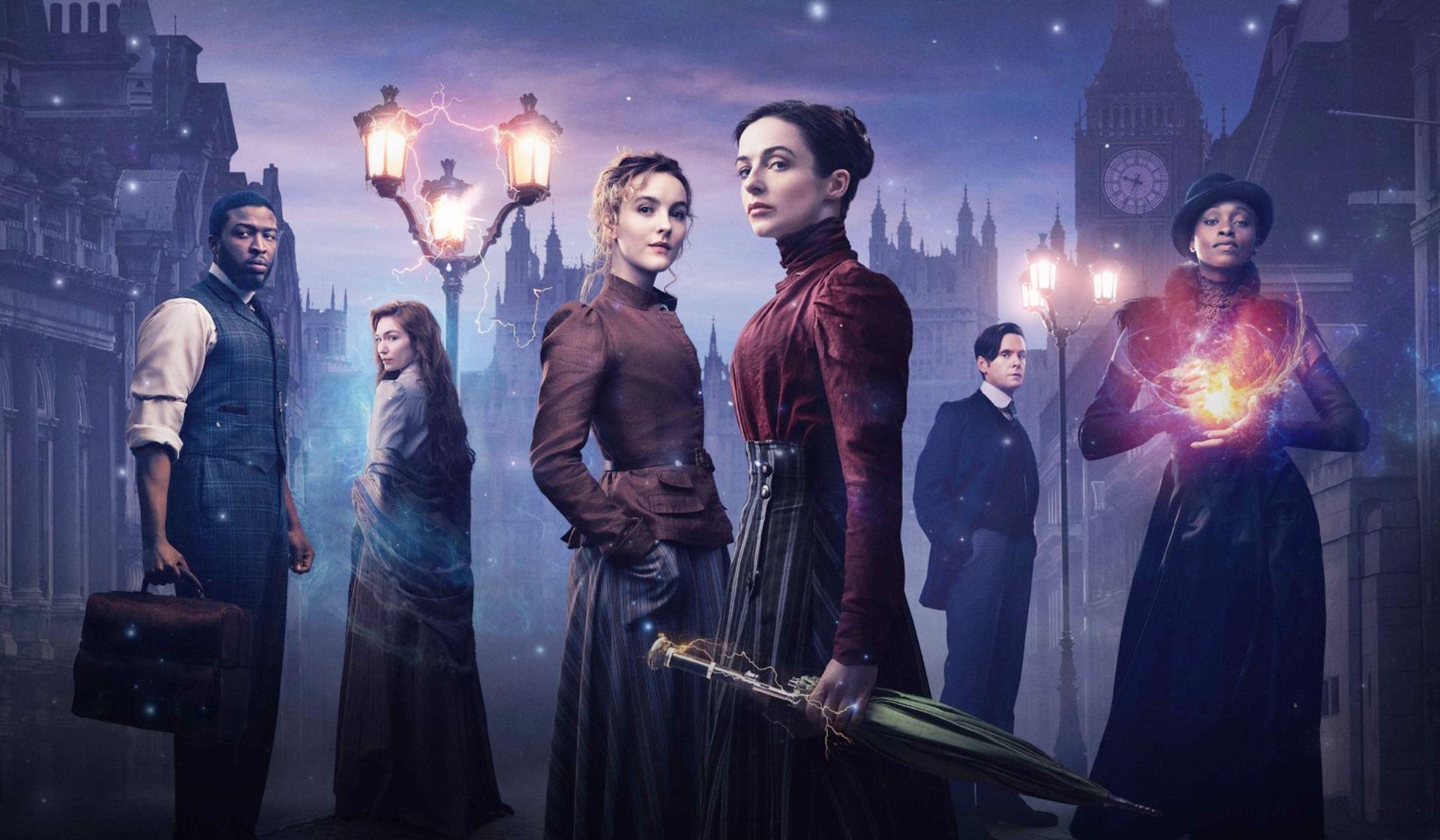 The Nevers, serie de HBO.
