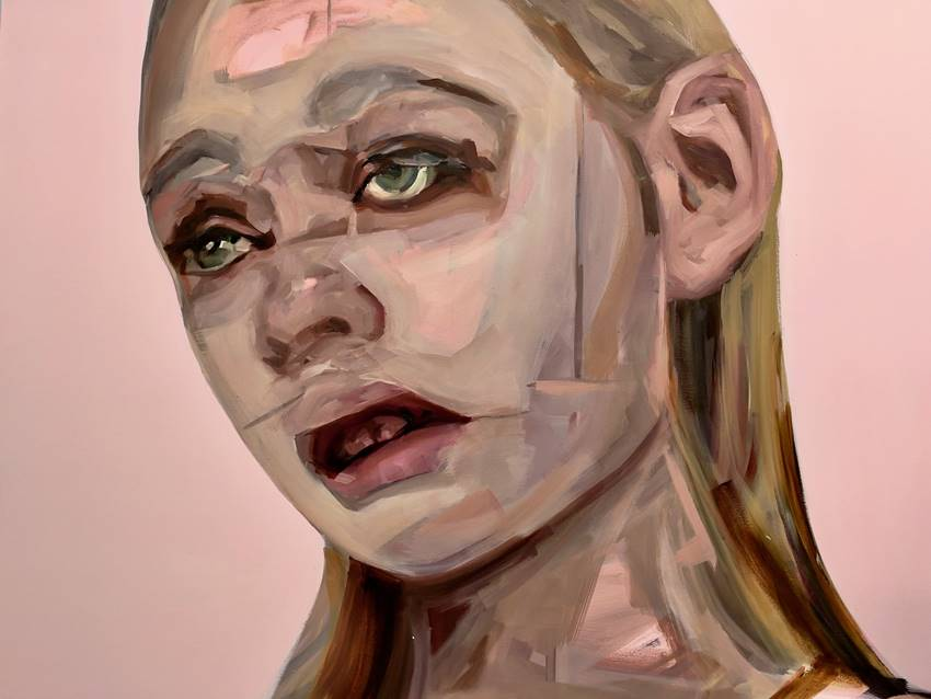 Obra de Yolanda Dorda.