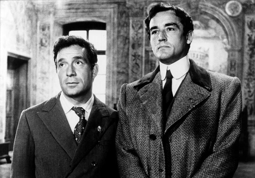 Umberto y Domenico.