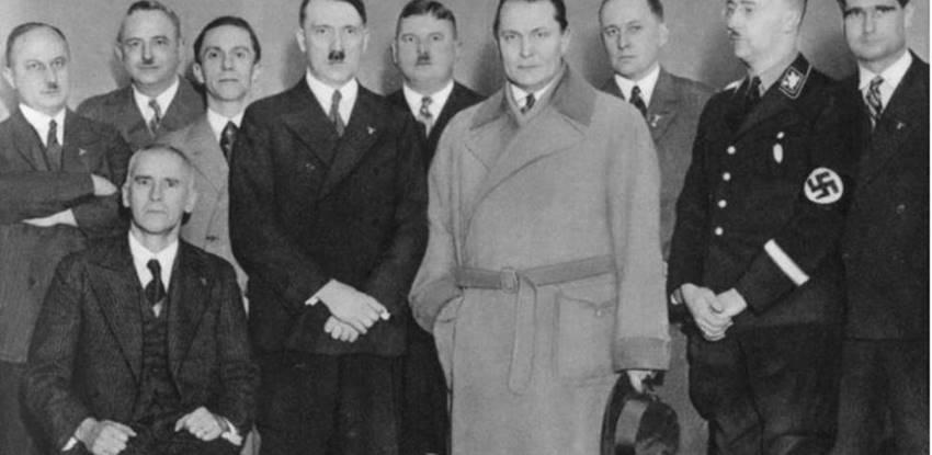 Líderes nazis. Berlín, 1933. La noche de los cuchillos.