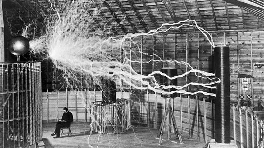 Nikola Tesla, viajes en el tiempo