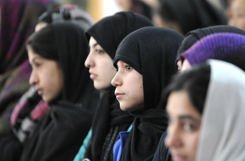 Adolescentes afganas. ©Flickr.