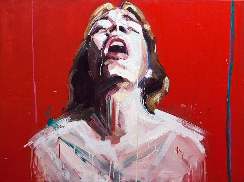 Óleo sobre lienzo. Yolanda Dorda, 2011.