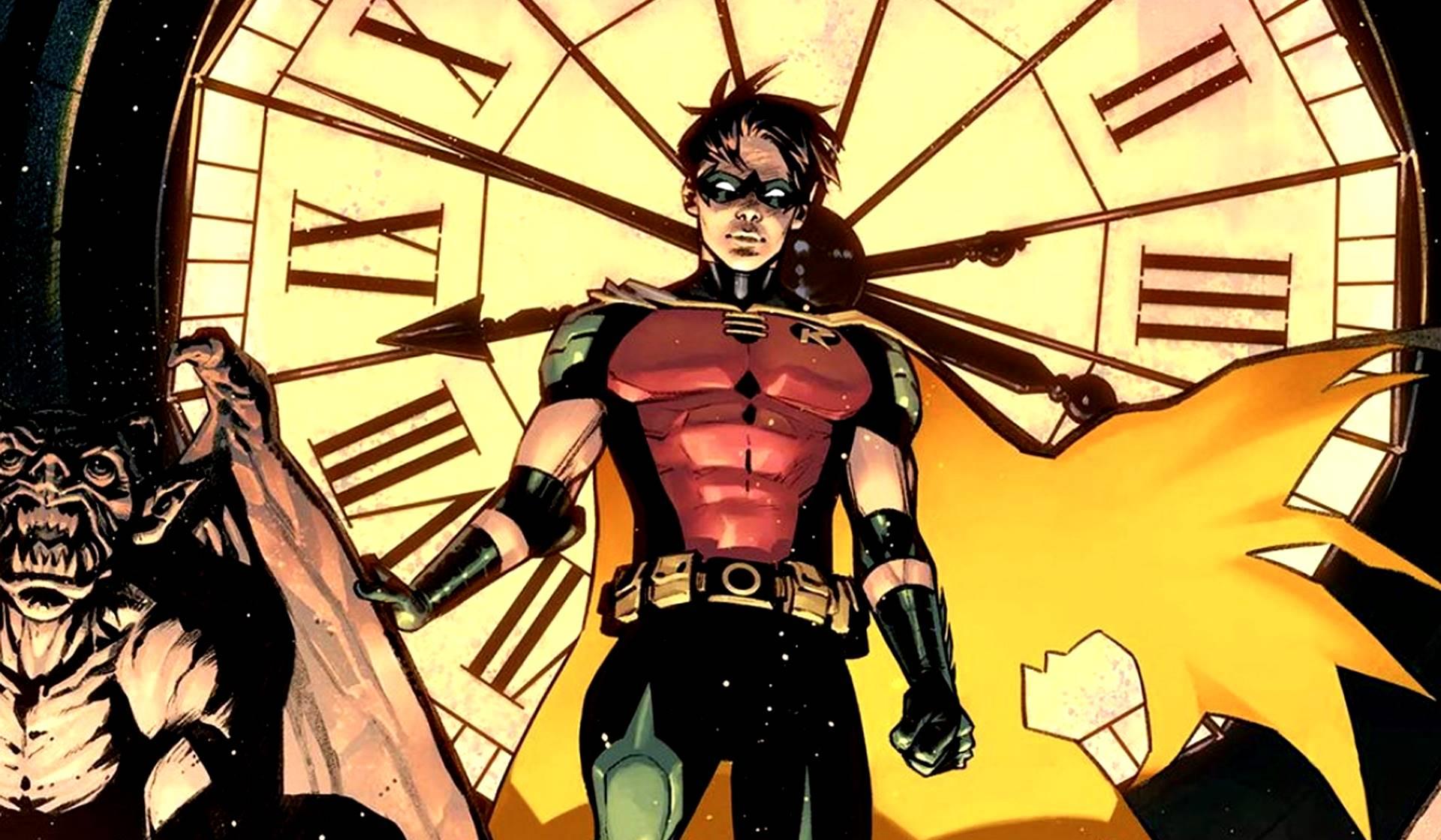 Robin es bisexual.