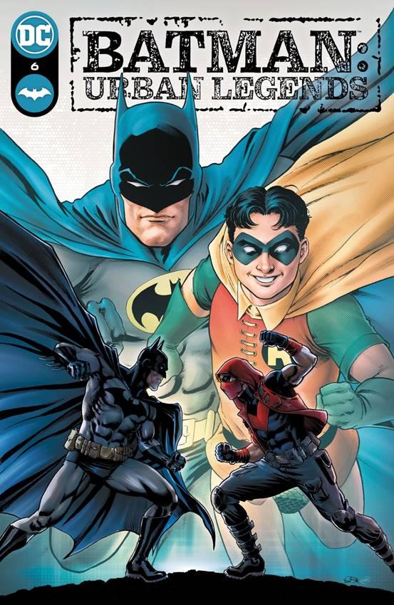 Batman: Urban legends 6
