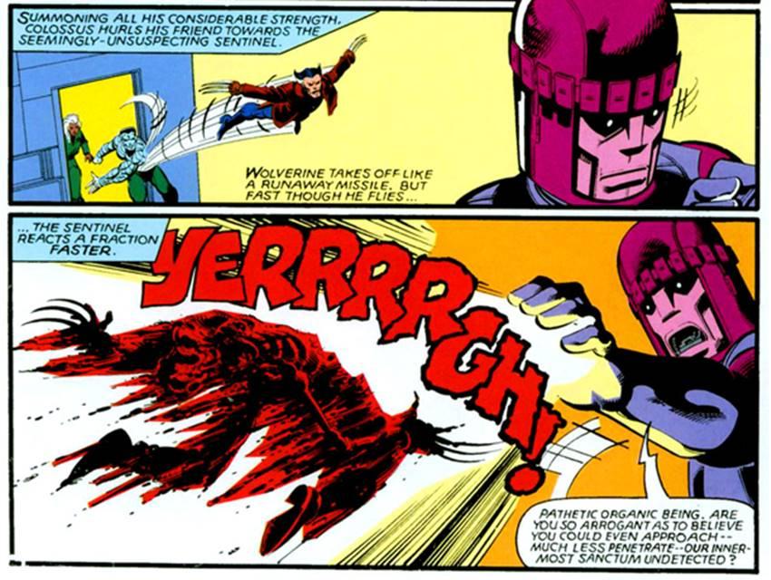 Días del futuro pasado X-Men.