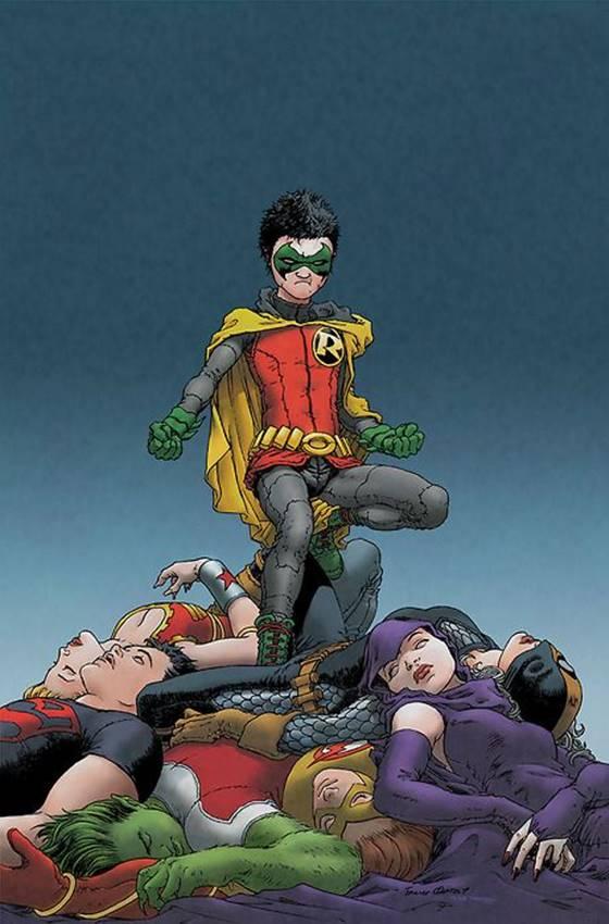 Damian Wayne.