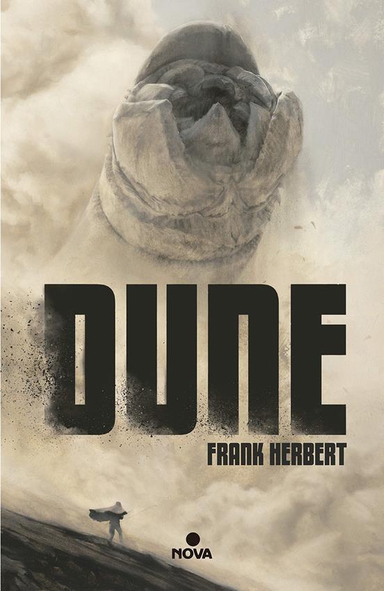 Portada de Dune, de Frank Hervert