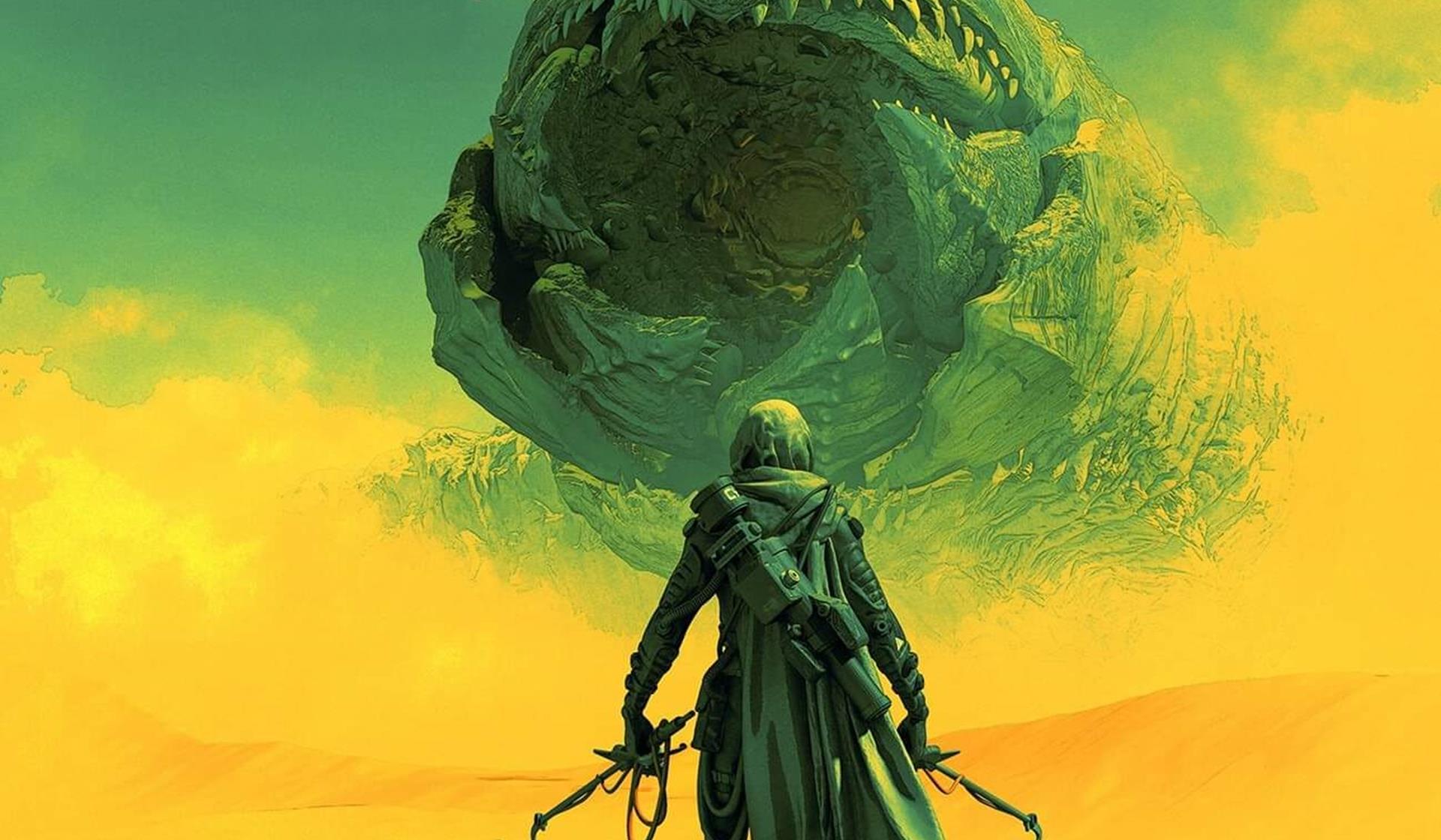 Novela Dune, de Frank Hervert
