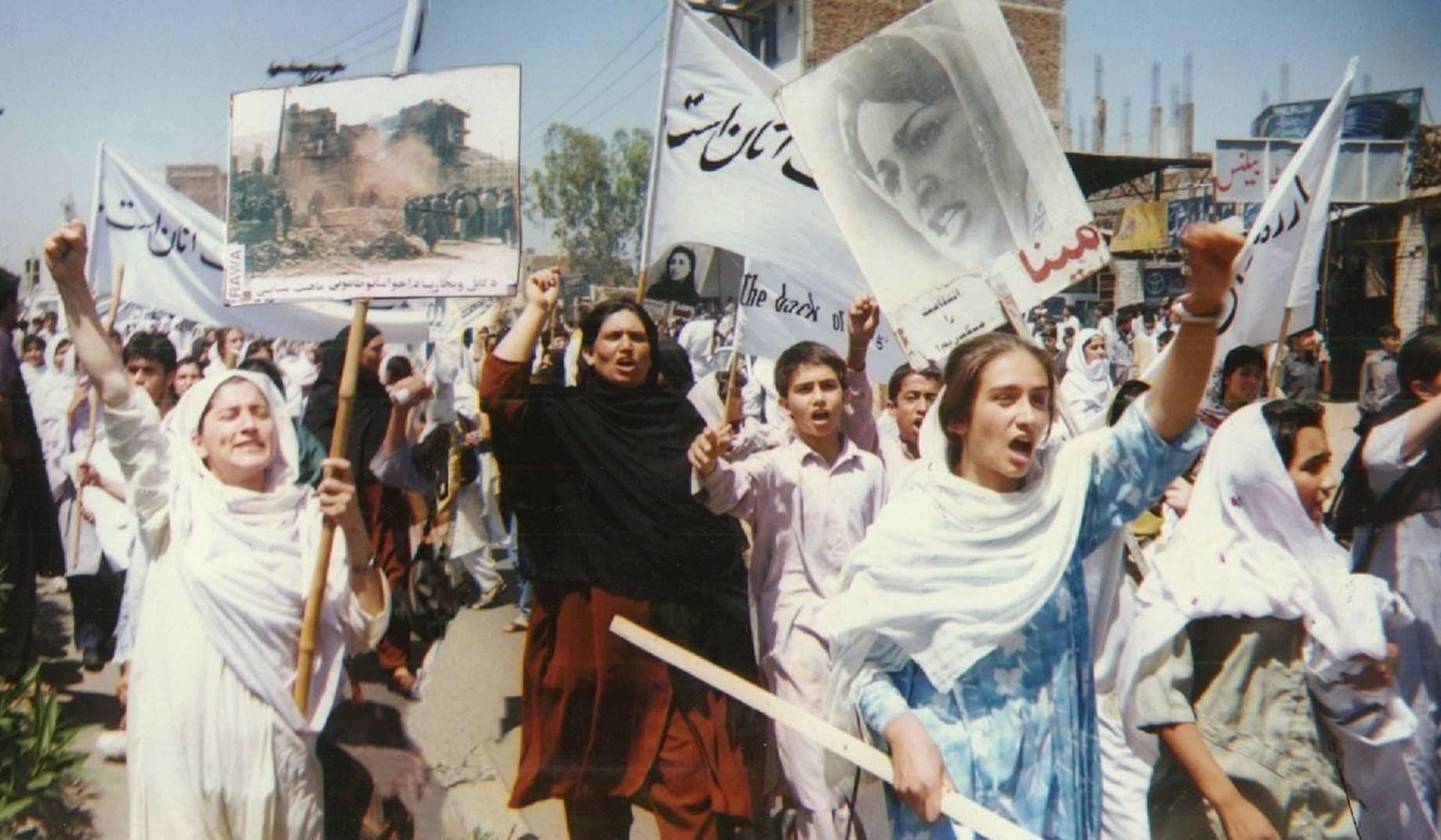 Frente de Liberación de Mujeres Afganas