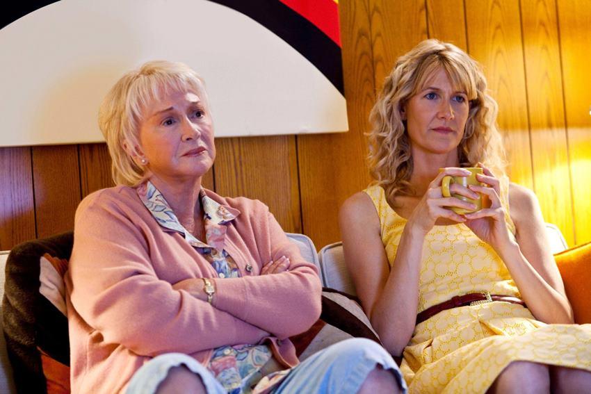 Diane Ladd y Laura Dern en Iluminada.