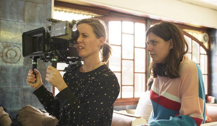 Las mujeres del cine se reúnen con el Festival de San Sebastián