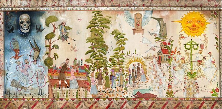 El revelador tapiz de Midsommar.
